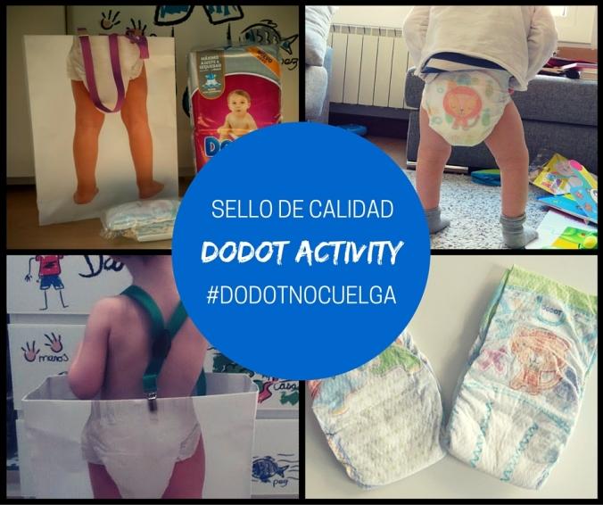 #dodotnocuelga sello de calidad con Madresfera