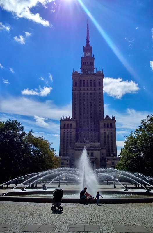 Palacio de Cultura y Ciencia