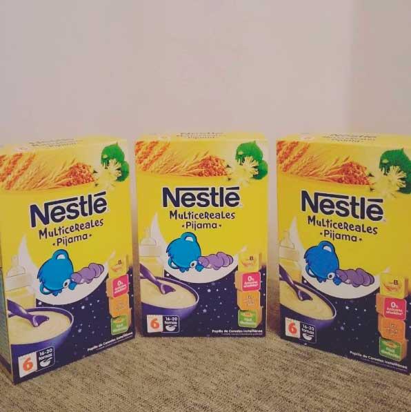 Multicereales Pijama de Nestlé