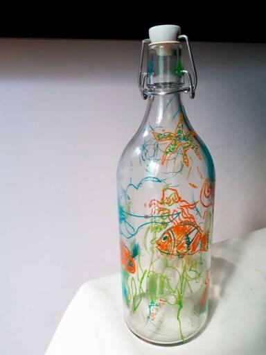 botella-cristal-mispiesgriegos_diy