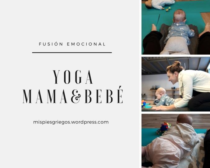 yoga mama&bebé mispiesgriegos