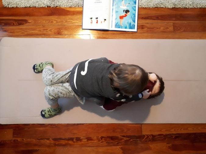 del yoga a la lucha libre mis pies griegos enero 2019