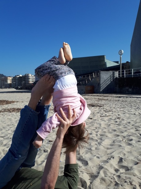 yoga playa feb2019 MISPIESGRIEGOS