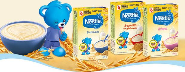 cereales integrales nestle nueva receta