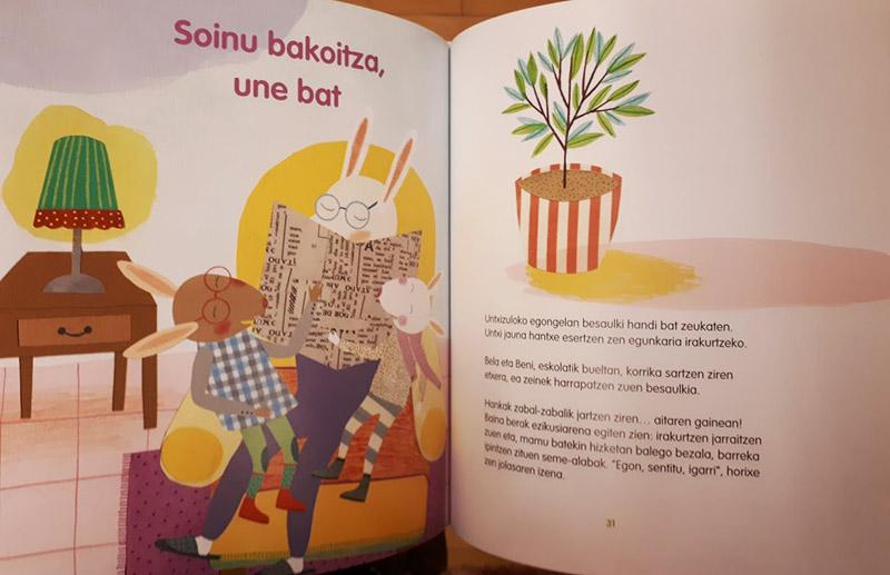 interior beni y bela meditan libro meditación para niños atención plena y mindfulness